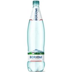 """Mineralinis vanduo 1L """"Borjomi"""" (mineral water)"""