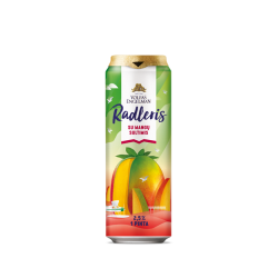 "Volfas Engelman ""Radler with Mango"" Pint 2.5% alc."