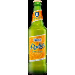 "Utenos ""Radler with Orange"" 500ml 2% alc."