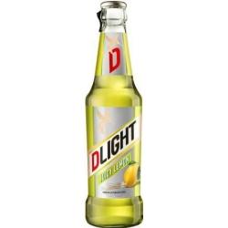 """DLight"" kokteilis citrinu skonio 2,9% 0.33L (DLight with lemon)"