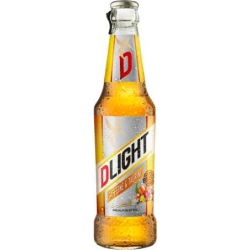 """Dlight"" su kofeinu ir taurinu 2,9% 0.33L (DLight coffeine+Taurine)"