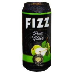 """FIZZ"" Kriaušių skonio sidras 4,5% 0,5L (Pear flavoured cider)"
