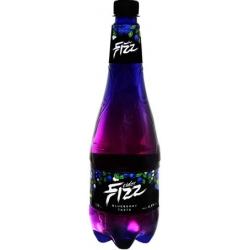 """FIZZ"" Gazuotas mėlynių skonio sidras 1.0L 4,5% (Blueberry flavoured cider)"