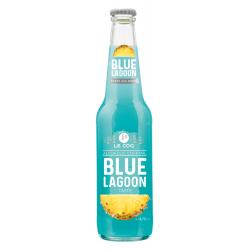 "Alcoholic cocktail ""Blue Lagoon"" 330ml 4.7% alc."