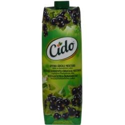 """""""Cido""""Juodųjų serbentų-obuolių nektaras 1L"""
