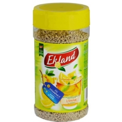 """Ekland"" Tirpus citrinų skonio arbatos gėrimas 350g (Granulated tea drink with lemon flavour)"