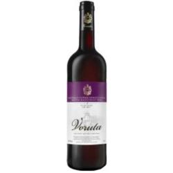 """""""Voruta"""" Natūralus juodųjų serbentų vynas 0,75L 10% (Black currant wine)"""