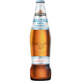 """Švyturys """"White"""" Beer 500 ml 5,0% alc."""