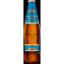 "Švyturys ""Baltijos"" Dark Red beer 500ml 5,8% alc."