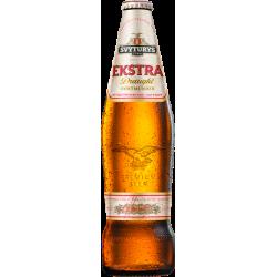 Švyturys Ekstra Draught alus 5,2% 0.5L (Ekstra Draught beer)