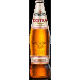 "Švyturys ""Extra"" Draught Beer 500ml 5,2% alc."