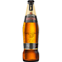 Švyturys Extra premium lager alus stikle 5,2% 0.5L (Extra beer)