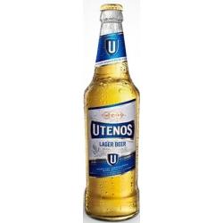 Utenos 5,0% 0.5L (Utenos beer)