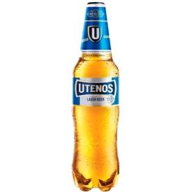 "Utenos ""Lager"" Beer 1l 5,0% alc."