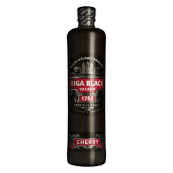 Riga Black Balsam Cherry 0.5l 30% alc.