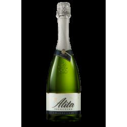 """""""Alita selection"""" Chardonnay Putojantis vynas pusiau sausas 0,75L Alc 11%(Sparkling medium dry )"""