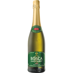 "Sparkling Wine ""Bosca"" Semi Sweet 0.7l 7.5%"