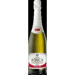 """Bosca""Baltas pusiau sausas ne alkoholinis 0,75l (Half dry fine alcohol free)"