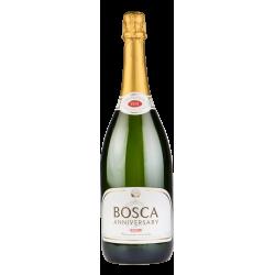"""Sparkling Wine """"Bosca Anniversary"""" Semi-Dry 1.5l 7.5% alc."""