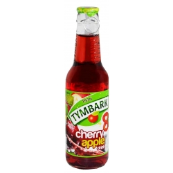 """Tymbark""  Vyšnių ir obuolių gėrimas 250ml (Cherry and apple drink)"