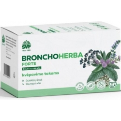 """ŠVF"" Bronchus Forte 30g 20vnt.(Herbal tea)"