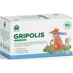 """""""ŠVF"""" Gripolis žolelių arbata 20pak. (herbal tea)"""