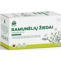"""""""ŠVF"""" Ramunėlių žiedai 24vnt 24g (Chamomile flower)"""