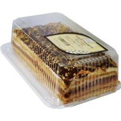 """Amebr Bakery"" Plokštainis ""Snikers"" 740g~ (Snickers cake )"