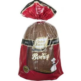 """""""AB""""Juoda plikyta duona su kmynais """"Bočių"""" 800g (Dark Rye Bread with Caraway Seeds)"""