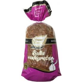 """""""AB""""Balta plikyta duona su saulėgrąžomis """"Balta Saulėgrąžų""""800g (Light Rye Bread with sunflower Seeds)"""