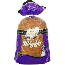 """AB""Balta plikyta duona su kmynais ""Megėjų""800g (Light Rye Bread with Caraway Seeds)"