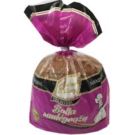 """""""AB""""Balta plikyta duona """"Balta Saulėgrąžų""""400g (Light Rye Bread with sunflower Seeds)"""