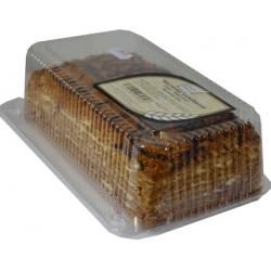 """""""Amber Bakery """" Plokštainis medutis su riešutais""""  600g ~(Marlenka cake with penuts)"""