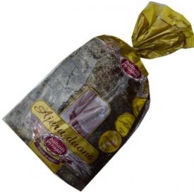 "Duona be konservantų ""Ajerų"" 650g (Dark bread baked on calamus leaves)"