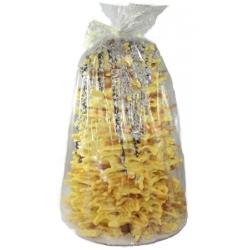 Šakotis su šokolado ir kokoso druožlių papuošimu ~1000g price £1.5 per 100g