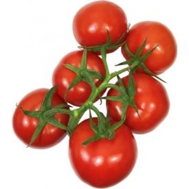 """Vynuoginiai"" Pomidorai (Wine tomatoes) £1,89 per kg"