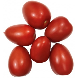 Slyviniai pomidorai £3.99 kg (Plum tomatoes)