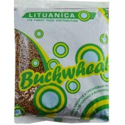 """""""Lituanica"""" Grikių kruopos 800g (buckwheat)"""