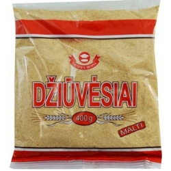 """Vilniaus duona"" Malti džiūvėsiai 400g (bread crumbs)"