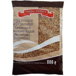 """""""Family"""" Grikų kruopos maišelis 800g(buckwheat)"""