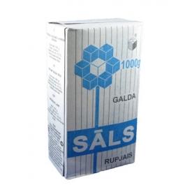 Valgomoji akmens druska 1000g (Salt)