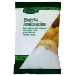 Bulvių krakmolas 300g (Potato starch)