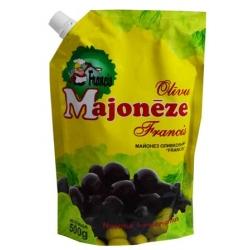 """""""Francis"""" Alyvuogių majonezas 500g  (Olive mayonnaise)"""