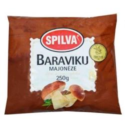 """""""Spilva"""" Baravykų majonezas 250g (Mushroom mayonnaise)"""