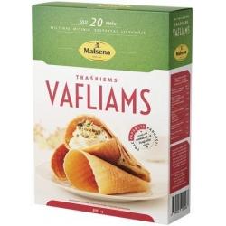 """Malsena"" Traškiems vafliams 400g (Flour mix for waffles)"