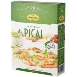 """Malsena"" Itališkai picai 400g (Flour mix for pizza)"