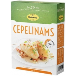 """Malsena"" Tradiciniams cepelinams 400g (Zeppelin)"