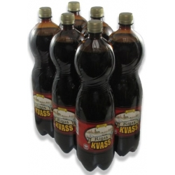 "Gira""Rigas kvass""1,5L X6 vnt(Carbonated soft drink)"