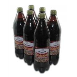 """Nelakoholinis gazuotas giros gėrimas""""Duonos skonio"""" 1,5LX6vnt(Carbonated soft drink)"""