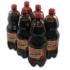 """Nealkoholinis gazuotas giros gėrimas""""Raudona meška"""" 1,5LX6vnt(Carbonated soft drink)"""